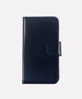 スマートフォンケース 黒 iPhone/スライド