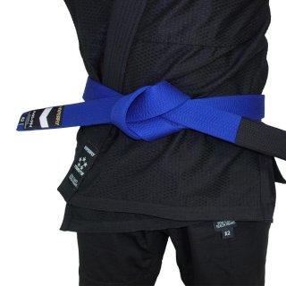 <img class='new_mark_img1' src='https://img.shop-pro.jp/img/new/icons5.gif' style='border:none;display:inline;margin:0px;padding:0px;width:auto;' />Premium Jiu Jitsu Belt〈Blue〉