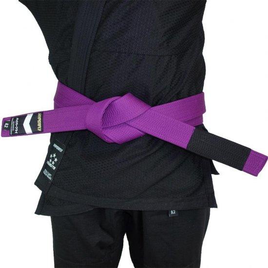 Premium Jiu Jitsu Belt〈Purple〉