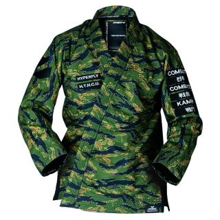 <img class='new_mark_img1' src='https://img.shop-pro.jp/img/new/icons5.gif' style='border:none;display:inline;margin:0px;padding:0px;width:auto;' />H.T.H.C.U. Tiger Camo Gi