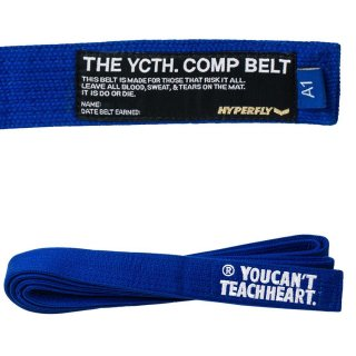 YCTH. Comp Belt〈Blue〉