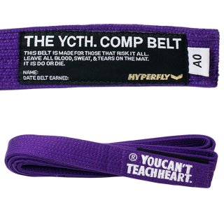 YCTH. Comp Belt〈Purple〉