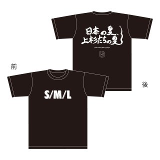 <img class='new_mark_img1' src='https://img.shop-pro.jp/img/new/icons50.gif' style='border:none;display:inline;margin:0px;padding:0px;width:auto;' />【FC会員専用】Tシャツ 『日本の夏、上杉たちの夏』