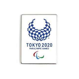 東京2020パラリンピック/PCキャストマグネット・SV(フルカラー)