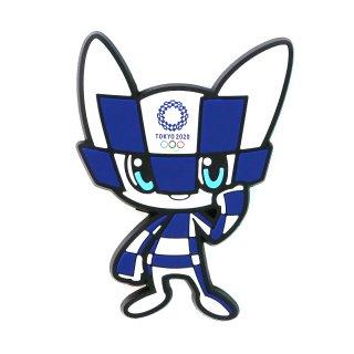 東京2020オリンピックマスコットラバーマグネット(ダイカット)