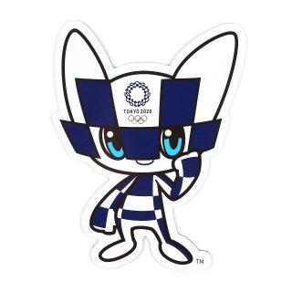 東京2020オリンピック/OCマスコットマグネットシート(ダイカット)