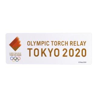東京2020オリンピック聖火リレーエンブレムステッカー