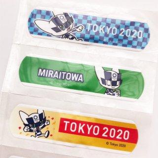 東京2020オリンピックマスコットばんそうこう