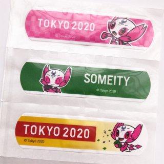 東京2020パラリンピックマスコットばんそうこう