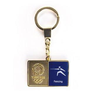 東京2020オリンピックスポーツピクトグラムフェンシングKH