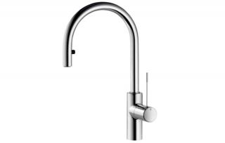 KW0151102 キッチン用湯水混合栓(スパウト引出しタイプ)