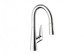 HG72813S キッチン用湯水混合栓(スパウト引出しタイプ)