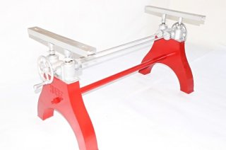 Hure Crank Table Base(Red)