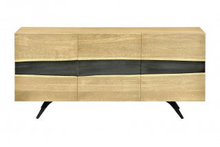 VEGA SIDEBOARD RAW OAK