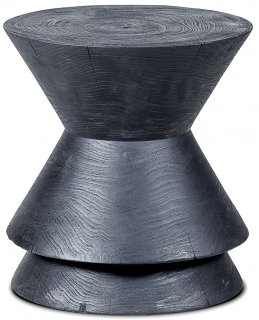 DIAVOLO STOOL BLACK