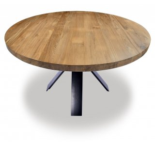 JATI CIRCLE 110 DINING TABLE