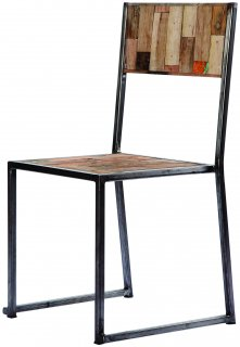 FERUM INDUSTRIAL DINING CHAIR