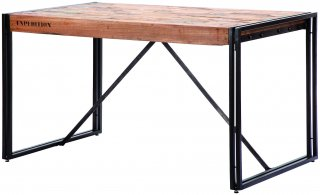 FERUM INDUSTRIAL DINING TABLE 1300
