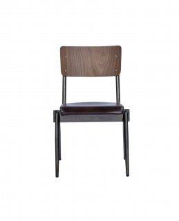 GRIP CHAIR / DARK WALNUT