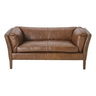 REGGIO 2P SOFA OLD SADDLE NUT