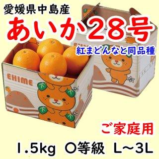 「樹になるゼリー」あいか28号 普通箱 1.5kg M〜2Lサイズ  ◆予約商品◆
