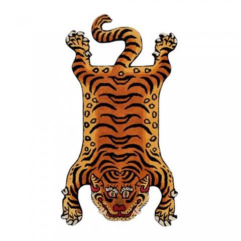 """Tibetan Tiger Rug """"DTTR-02 / Large"""""""