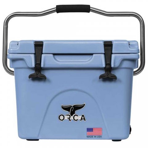 ORCA Cooler 20 ライトブルー