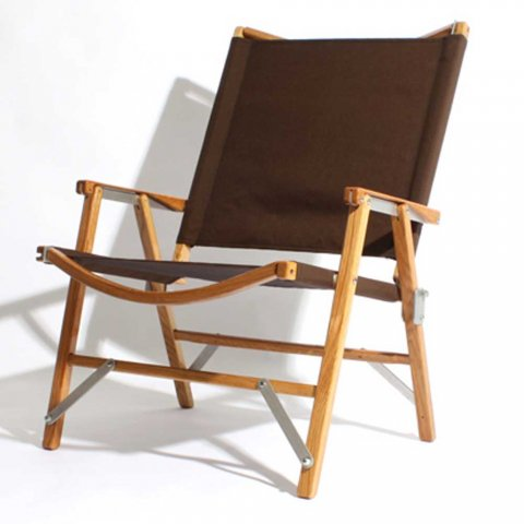 Kermit Chair Hi-Back カーミットチェアハイバック BROWN