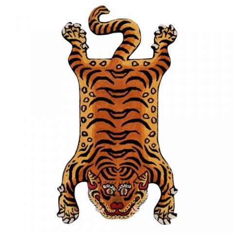 """Tibetan Tiger Rug """"DTTR-02 / X Large"""""""