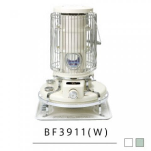 Blue Flame Heater WHITE