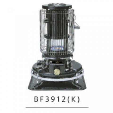 Blue Flame Heater BLACK