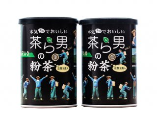 Chara O no Konacha (Powdered tea by Chara O) 20pcs