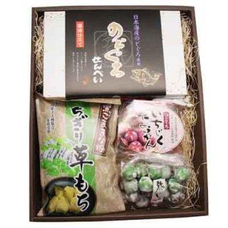 プレゼント ギフト おかしのマーチ 島根土産品 お菓子 詰め合わせ (ギフトセット A) (omtma0624)