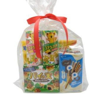 おかしのマーチ ロッテのお菓子 パーティーセットA ラッピングver (6種類入) (omtmajtptsarv)