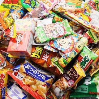 おかしのマーチ 小袋スナック&駄菓子セットC(全94コ入) (omtma0828)