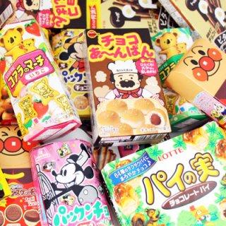 グミ・キャンディー・ラムネ詰合せセット おかしのマーチ (8種・計47コ入り)