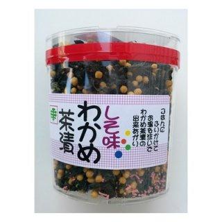 (単品) 森田製菓 お茶漬わかめ しそ入 85g (4903709005696s)