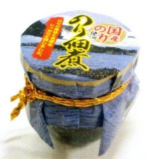 森田製菓 国産のり使用!のり佃煮 170g 瓶 (常温) (4906164653839)
