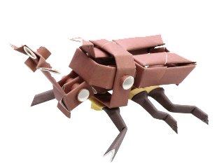Rhino beetle「カブトムシ」