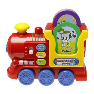 Animal Alphabet train【どうぶつだいすき!アルファベットトレイン】