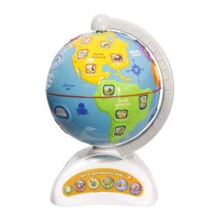 Spin & Learn Adventure Globe【地球儀で世界冒険!】