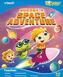 Bugsby Space Adventure【バグズビー宇宙の冒険】