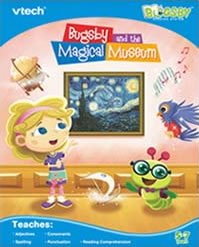 Bugsby Masical Museum【バグズビーと不思議な美術館】