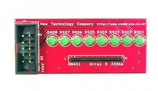 データ出力用LEDモジュール