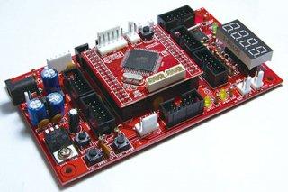 AVR MEGA 128 開発ボード