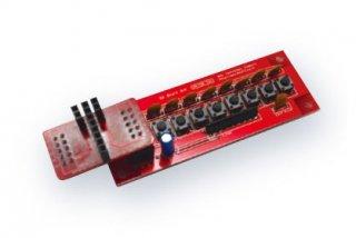 Arduinoコネクタ変換モジュール + スイッチモジュール