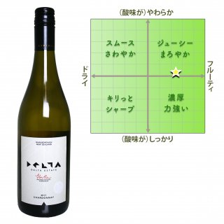 デルタ・シャルドネ Delta Chardonnay 2019