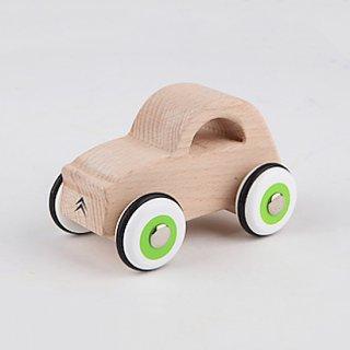 Wooden Toys Citroen -Little wooden car 2CV-