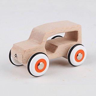 Wooden Toys Citroen -Little wooden car Mehari-