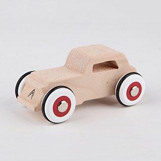 Wooden Toys Citroen -Little wooden car Traction-